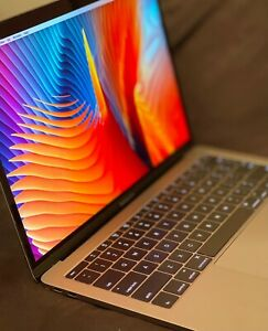 MacBook Pro 13-in, Late 2016 Model, Two Thunderbolt 3 ports (Space Gray)