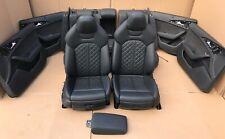 Audi A6 Competition C7 4G S6 S-Line Lederausstattung Leder Sitze Seats NEUWERTIG