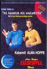 Modern German Postcard: STAR TREK Spoof. Free UK Postage