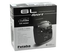 Futaba 6L Sport 6-Channel TFHSS T-FHSS RC Airplane Radio System FUTK5000