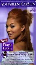 Dark and Lovely Honey Blonde Permanent Hair Colour Dye