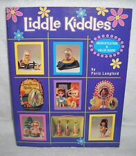 #6331 RETIRED Liddle Kiddles Collector Value Guide Book by Paris Langford