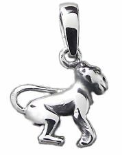 MONKEY PENDANT 925 Sterling SILVER 18mm Drop : Chinese Horoscope
