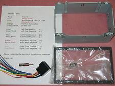 Mercedes ML-320, ML320 98-02 double din radio Kit, CD DVD Navigation 2 Din Kit