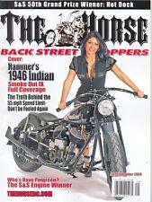 THE HORSE BACKSTREET CHOPPERS No.81 (New Copy) *Free Post To USA,Canada,EU