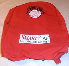 VINTAGE NEW ORLEANS ZEPHYRS BACKPACK MINOR LEAGUE BASEBALL NOW BABYCAKES