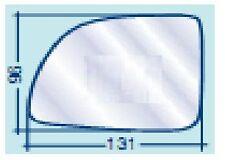 RENAULT CLIO I 1991->1994 VETRO SPECCHIO RETROVISORE SINISTRO