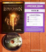 Leprechaun: Origins (DVD, 2014) *Horror* ~FREE SHIPPING~