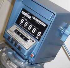 Neptune Flow Meter Register 832 Liters Fuel Oil Gas Jet Diesel Bio  *Warranty*