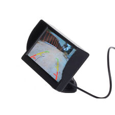 4.3 Inch Car Parking  Rear View CCTV Mini Monitor Screen with Dashboard Mount