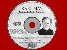 ✔ Karl May ✔ eBook ✔ Ebooksammlung CD-Rom Sammlung Winnetou WESTERN Old Surehand
