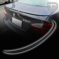 PAINTED BMW 3-SERIES E90 Saloon M3-Look REAR Boot Wing TRUNK SPOILER