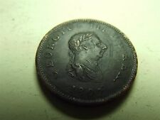 George III Half-Penny 1807 (6702)