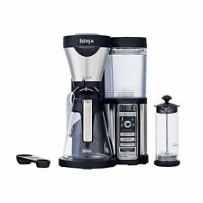 Ninja Coffee Bar with Glass Carafe & Easy Frother (Certified Refurbished)