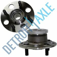 2001 2002 2003 2004 2005 CIVIC 1.7L Rear Wheel Bearing Pair for Drum Brakes ABS
