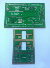 SWR Power meter Universal LCD or TFT HF PCBs protection - LDMOS mosfet or TUBE