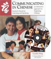 Communicating in Chinese: Listening and Speaking: Student's Book for Listening a