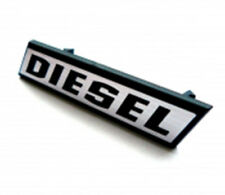"MK1 CADDY Front Script Badge, ""DIESEL"" Golf Mk1/Caddy - 171853679 A"
