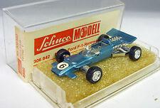 Schuco 306842 MATRA-FORD f1 AUTO DA CORSA BLU #6 1/66 Top & In Scatola Originale