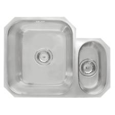 Astracast 1.5 Bowl Undermount Sink Stainless Steel Right Hand RH Waste Kit B67
