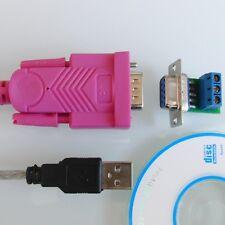 Convertidor/adaptador de rs485 a USB (zt-urs485), win10