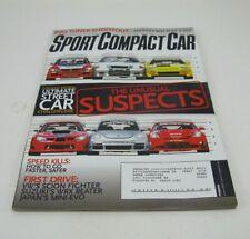 Sport Compact Car Magazine November 2006 Volume 18 No 11 Nov 06