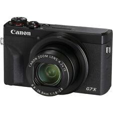 Canon PowerShot G7 X Mark III Digital Camera - Black (International Model)