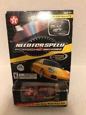 2000 Need For Speed Porsche Unleashed 1/64 Bonus Ricky Rudd #28
