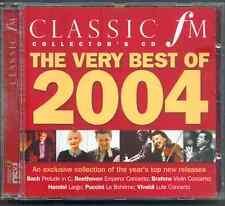 VERY BEST OF 2004 - NEW SEALED CLASSIC FM CD / TASMIN LITTLE, JOHN OGDEN ETC
