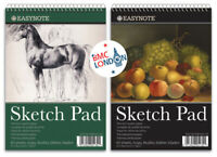 A5 Sketch Pad Book White Paper Artist Sketching Drawing Art Craft UK