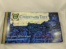 Christmas Tree Musical Lights 100 Lights 25 Carols Unused