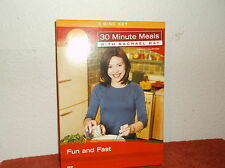 Rachael Ray - Fun and Fast (DVD, 2007, 3-Disc Set)