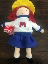 Madeline Rag Toy Doll Vintage 1995 Eden Toys #cassiescloset