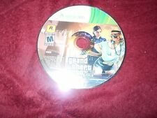 "Grand Theft Auto V Disc 2 ""Play"" Only (Microsoft Xbox 360, 2013) Tested GTA 5"