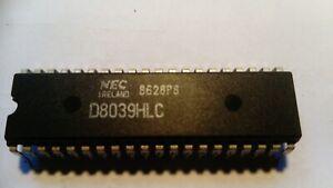 D8039HLC NEC 8-BIT MICROCONTROLLER 40 pin DIP Package Kent UK Seller Free P&P