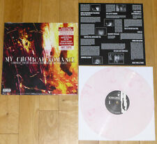 MY CHEMICAL ROMANCE I Brought You My Bullets LP (NEW) RED-WHITE VINYL green day