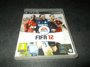 FIFA 12 ps3 sony  Italiano gioco game
