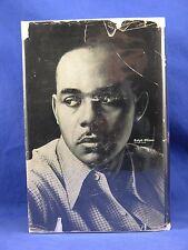 INVISIBLE MAN Ralph Ellison First Edition 2nd Print Original Dust Jacket, 1952