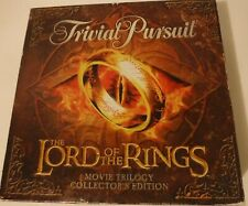 Lord of the Rings Movie Trilogy Collector's Edition Trivial Pursuit