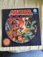He-Man Masters of the Universe Limited Edition Picture Disc Story Record 1983