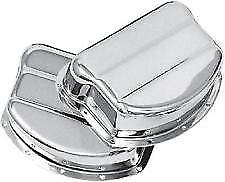 Chrome Xzotic Rocker Boxes Pan Head Style For Evolution And Twin Cam (02-000)