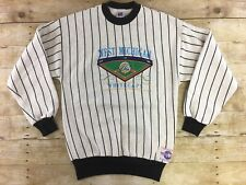Vtg 90s West Michigan Whitecaps Baseball Sweatshirt Mens Medium Minor League