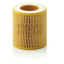 Mann Oil Filter Element Metal Free For BMW 1 Series 125i 130i 135i M M 135i