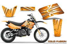 YAMAHA TTR90 CREATORX GRAPHICS KIT DECALS COLD FUSION O