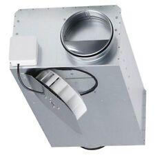 Helios SlimVent SVS 125 B Flach-Radialrohrventilator 230 V 50 Hz, Kondensator IP