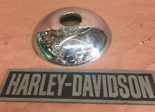 Harley Softail Springer Hubcap FLSTS FXSTS CUSTOM DELUXE HERITAGE CLASSIC