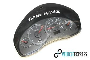 SUBARU OUTBACK Speedometer Instrument Cluster 85002AG030 / 0340004