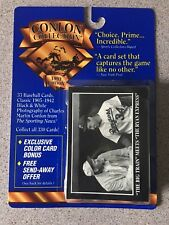 Vintage New Sealed CONLON COLLECTION 1993 Classic 1905-1942 Baseball Cards Pack