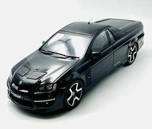 1:18 HSV 20th Anniversary Maloo R8 -- Phantom Black -- Biante