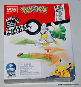 Mega Construx Pokemon Sirfetch'D GVK81 NRFB NEW SEALED! Free Ship!